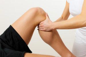 Sports Massage Athlete
