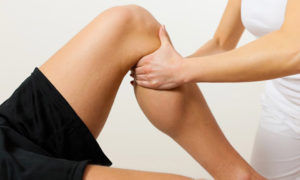 Therapy for running injuries